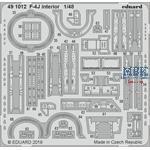 F-4J interior 1/48