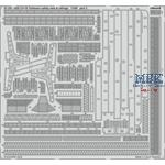 USS CV-10 Yorktown safety nets & railings 1/350