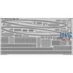 SMS Szent Istvan railings 1/350