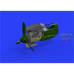 Messerschmitt Bf-109G-10 engine 1/48