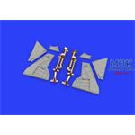 Hawker Tempest Mk.V undercarriage legs BRONZE 1/48