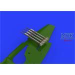 RP-3 60lb rockets for Hawker Tempest Mk.V 1/48