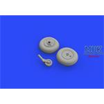 Ki-61-Id wheels 1/72