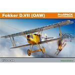 Fokker D.VII (OAW) - Profipack- 1/72