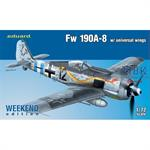 FW 190A-8 w/ universal wings   -Weekend Edition-