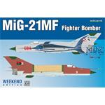 MiG-21MF Fighter-Bomber 1/72  - Weekend Edition -
