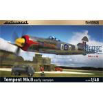 Tempest Mk. II early version 1/48 - Profi Pack -