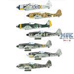 Focke-Wulf FW-190F-8  1/48  -Profi Pack-