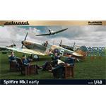 SPITFIRE MK.I early 1/48  - Profi Pack -