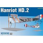 Hanriot HD.2 - Weekend Edition -