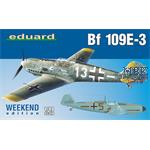 Bf 109E-3 1/48 - Weekend edition