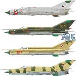 MiG-21MF - Weekend Edition