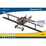Roland C. II ~ Weekend Edition