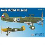 Avia B-534 III. Serie