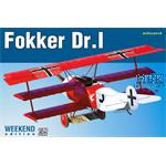 Fokker Dr. I  - Weekend Edition -   1:48