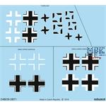 Fw-190A-5 national insignia 1/48