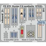 Hunter F.6 seatbelts STEEL 1/48