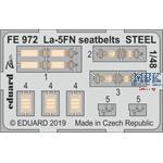 La-5FN seatbelts STEEL1/48