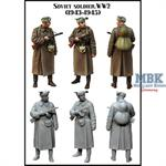 Soviet Soldier  WW2