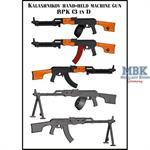Kalashnikov RPK 3 in 1