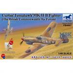 Curtiss 'Tomahawk' Mk.II B Fighter