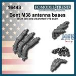 M38 Antenna bases