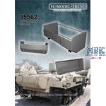 IDF Shermans rear hull box