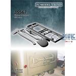 US pioneer tools rack