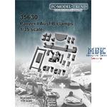 Panzer I Ausf. B tool clamps
