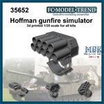 Hoffman gunfire simulator