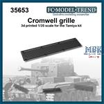 Cromwell MK.IV mesh grille