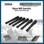 Besa MG barrels