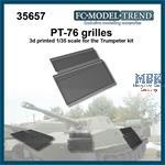 PT-76 mesh grilles