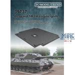 Leopard 1A3/A4 rear grille