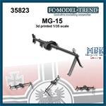 MG-15 German machine gun