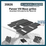 Panzer VIII Maus grilles