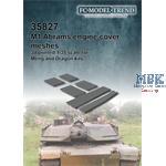 M1 Abrams mesh grilles
