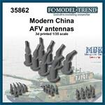 Modern Chinese AFV antenna bases