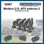 Modern U.S. AFV antennas 2