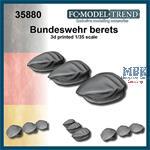 Bundeswehr berets
