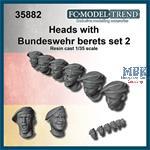 Bundeswehr tank crew heads 2