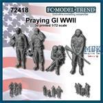 Fallen US Soldiers - World War II (1:72)