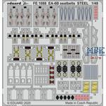 EA-6B SEATBELTS STEEL 1/48