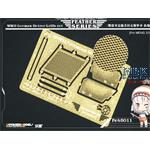 Hetzer Grills set(For TAMIYA 32511)
