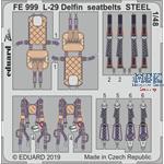 Aero L-29 'Delfin' seatbelts STEEL 1/48