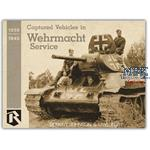 Captured Vehicles in Wehrmacht Service