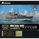 HMS Kelly 1940 - deluxe Edition
