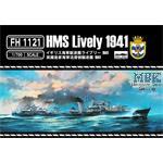 HMS Lively 1941