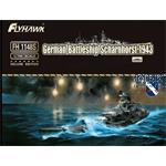 German Battleship Scharnhorst 1943 Deluxe Edition