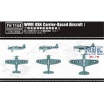 WWII USN Carrier-based Aircraft I